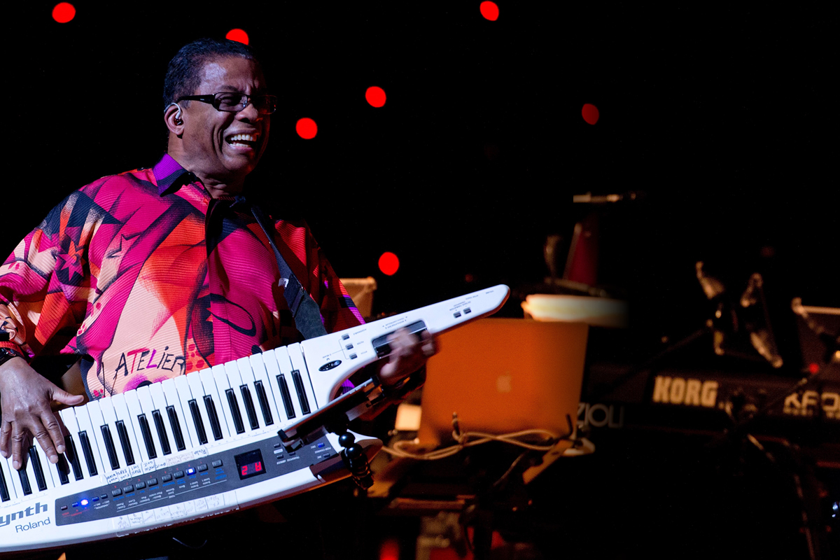 Herbie Hancock – Live in Concert
