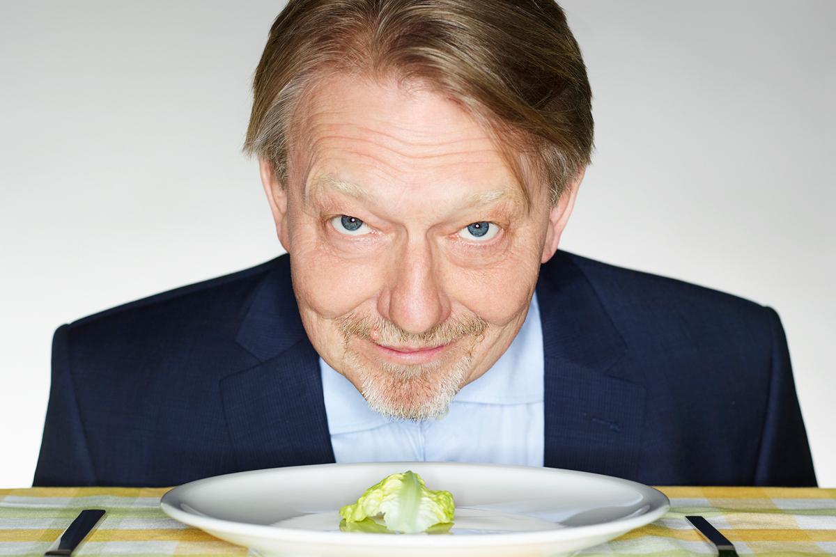 Dietmar Wischmeyer – Vorspeise zum Jüngsten Gericht