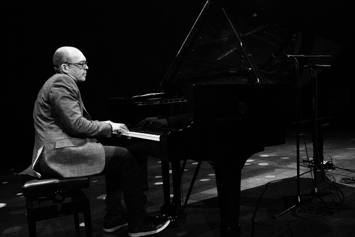 Bugge Wesseltoft solo piano